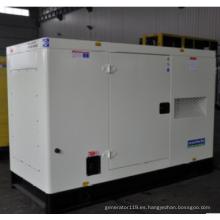 Sistema de generador diesel Weichai insonorizado 50kw