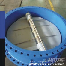 Dual Plate Flanged Type Butterfly Check Valve Manufacturer