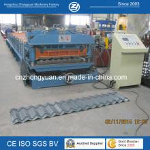 Machine de formage de carreaux de toit avec CE