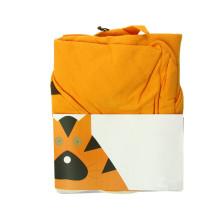 простой дизайн детское пляжное полотенце с капюшоном полотенце для малыша