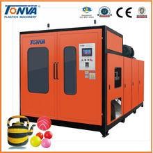 Tonva All Kinds of Extrusion Blowing Machine for PP PE Small Plastic Bottles
