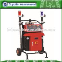 Máquina de espuma en espuma de poliuretano de alta presión