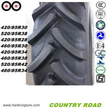 Neumático agrícola, Neumático agrícola, Neumático radial de 420 / 85r34