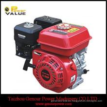 Motor de gasolina de 2.6HP a 15HP Motor de gasolina de 4 tiempos refrigerado por aire