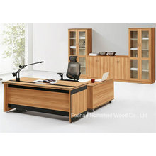 Modern Office Wooden Manager Executive Desk (HF-BD035)