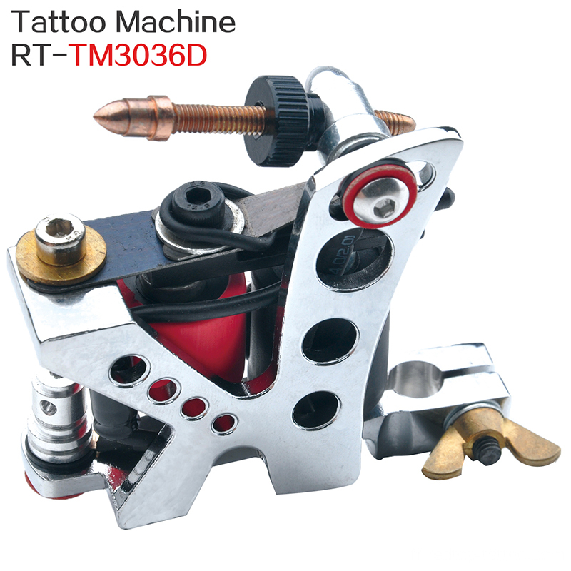 nouvelle tatouage machine à tatouer ordinaire