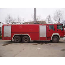 Sinotruk Styer Fire Fighting Truck (ZZ1256M4646F)