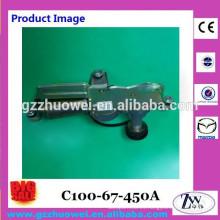 Rear Mazda Premacy 12V DC Motor de limpiaparabrisas C100-67-450 C100-67-450A