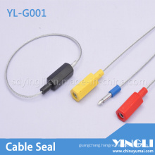 Fixed Lenght Cable Seal with Logo and Number Printing (YL-G001)