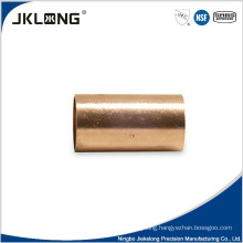 pipe coupling,CXC dimple coupling, UPC, NSF certified ningbo copper fitting