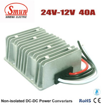 24V to 12V 40A Step-Down Voltage Regulator DC Converter