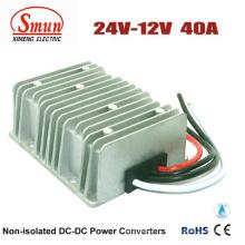 24В 12В 40А шаг-вниз регулятор напряжения DC преобразователя