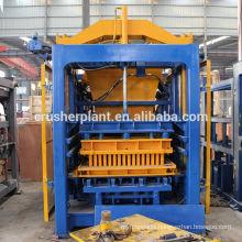 Newest!! QT8-15 concrete hollow block making machine price