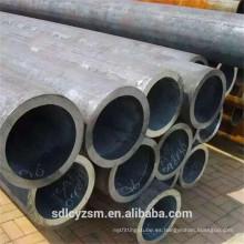 Tubo de acero inconsútil del carbono de la tubería de acero del horario 40
