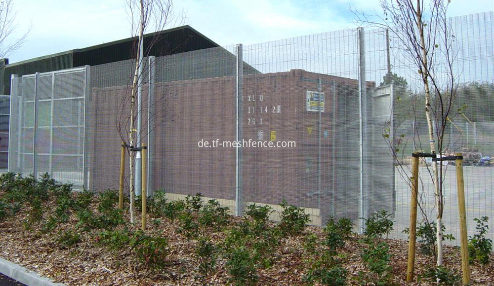 358-fence galvanised