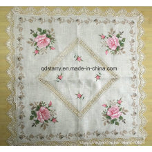 Hemstitch Lace Table Cloth 2016 New Design