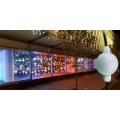 50mm&35mm rgb led pixel ball dmx professional led string light rgb dmx