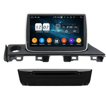 Atenza 2017 car stereo dvd player