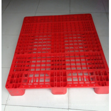 Single Sided Heavy Duty Europe Style Plastic Pallet