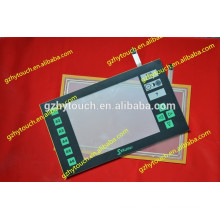 12 inch resistance wire flexible touch panel for textile touchscreen