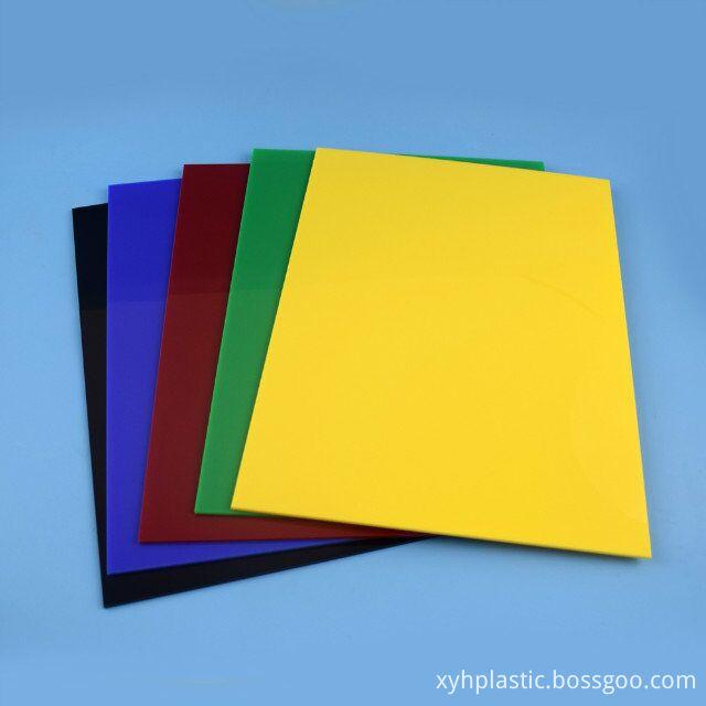 acrylic PMMA sheet 4