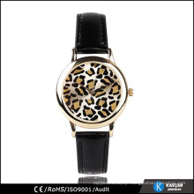 Leopard Print Watch lady quartz watch