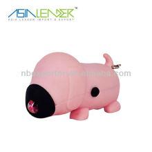 Перезаряжаемый фонарик MINI Dog Hand Crank