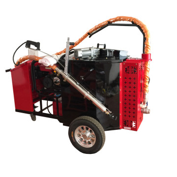 asphalt caulking machine hydraulic asphalt road crack sealing machine for sale