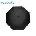 Настройка есть Шелковый печать двойной слой Ветрозащитный складной зонтик для двух человек