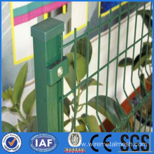 Wire mesh fence for security