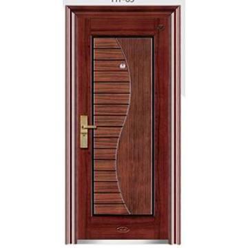 High Quality Fire Rated Security Door Steel Door Design