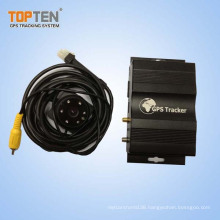 Fleet Management GPS Tracker with Fuel Sensor and Camera (TK510-ER)