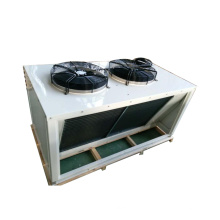Unidad de condensación de aire acondicionado enfriador enfriado por aire