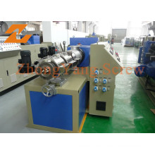 Twin Conical Screw Extruder for PVC Pipe Sheet Profile