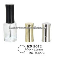 Hot Sale Nail Polish Glass Bottle&Brush&Cap