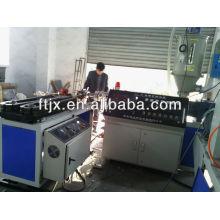 12-160мм гофрированная PVC производственная линия трубы