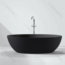 Cupc Solid Surface Bathroom Acrylic Sanitary Ware Freestanding Bathtub