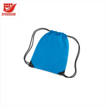 A mais popular Best Selling promocional Polyester Drawstring Bag