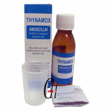 Amoxicillin Powder for Oral Suspension