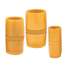 Traditional Medical Bamboo Cupping Jar (XT-FL421)
