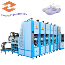 Vertical EVA Slippers Making Injection Moulding Machine