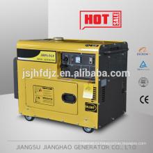 с воздушным охлаждением 12kva молчание дизельного генератора Звукоизолированные генератор