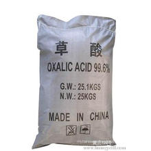 China Best Quality Oxalic Acid 99.6% Cleaner Leather Chemical