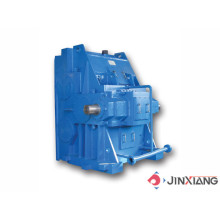 Side double drive tube mill gearbox