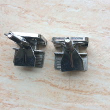 Zinc Plated Butterfly Screen Hinge Clamps for Screen Frame