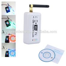 IOS Andriod APP led luces accesorio rgb controlador shenzhen factory