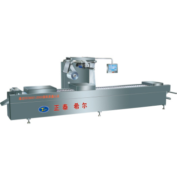 Aerial Cheese Box Vacuum Packing Machine
