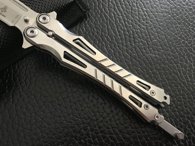 Butterfly Tool Knife