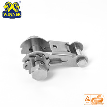 "1.5 ""Wrench Drive Steel Ratchet Buckle voor sjorren"
