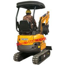 Mini excavadora 1.6T XN16 en venta